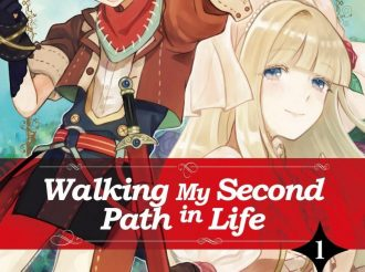 Japanese Novel Walking My Second Path in Life Gets Licensed by J-Novel Club