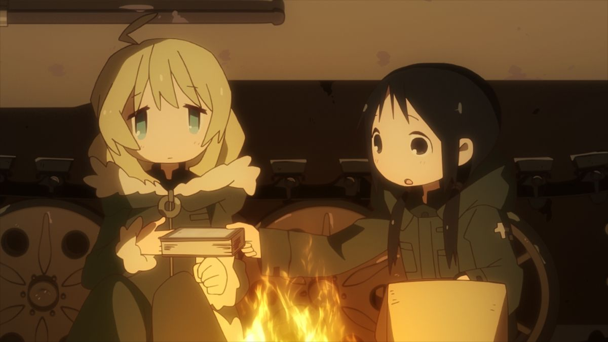 Girls' Last Tour Episode 2 Official Anime Screenshot