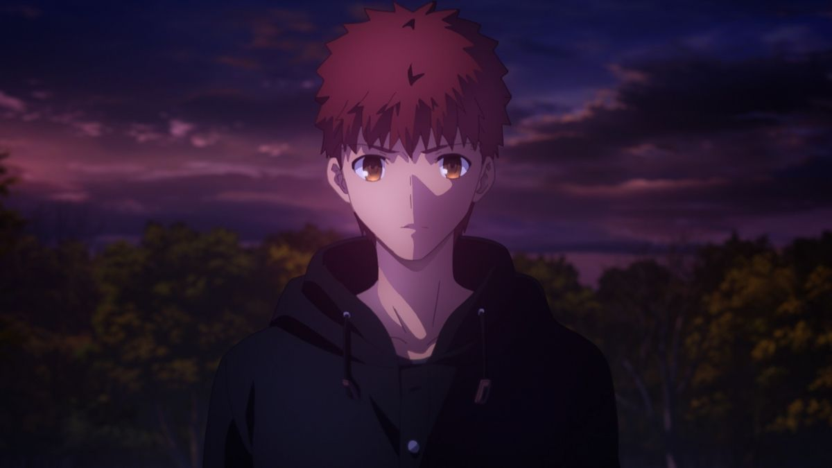 Fate/stay night [Heaven's Feel] –「I.presage flower」Official Anime Screenshot