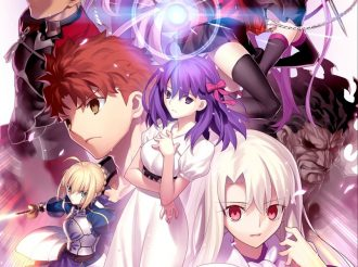 Fate/stay night Heaven's Feel Anime Trilogy Reveals Title of Second Movie