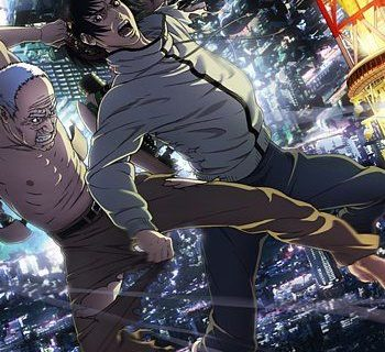 Inuyashiki Last Hero Anime Visual