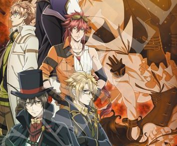 Code:Realize ~Guardian of Rebirth~ Anime Visual
