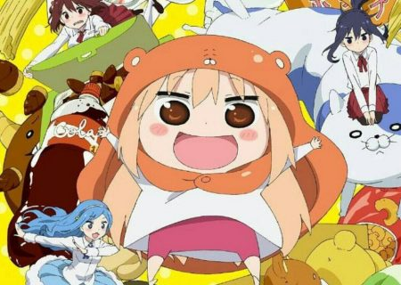 Himouto! Umaru-chan First Season Anime Visual