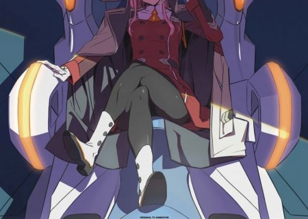 Original Anime Darling in the Franxx | 02 Character Visual