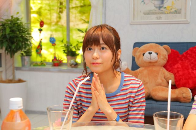 From Inori Minase and Saori Onishi's Pick Up Girls Episode 2