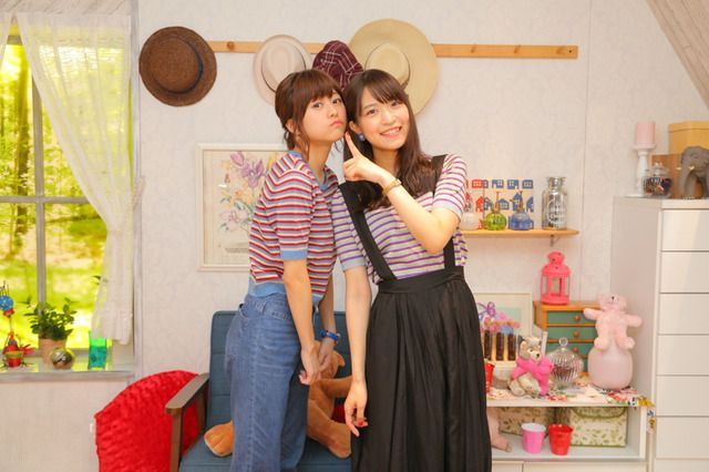 Photo from Inori Minase and Saori Onishi's Pick Up Girls Episode 2