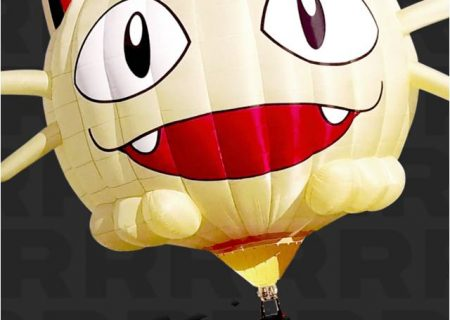 Meowth Balloon | Pokemon Series