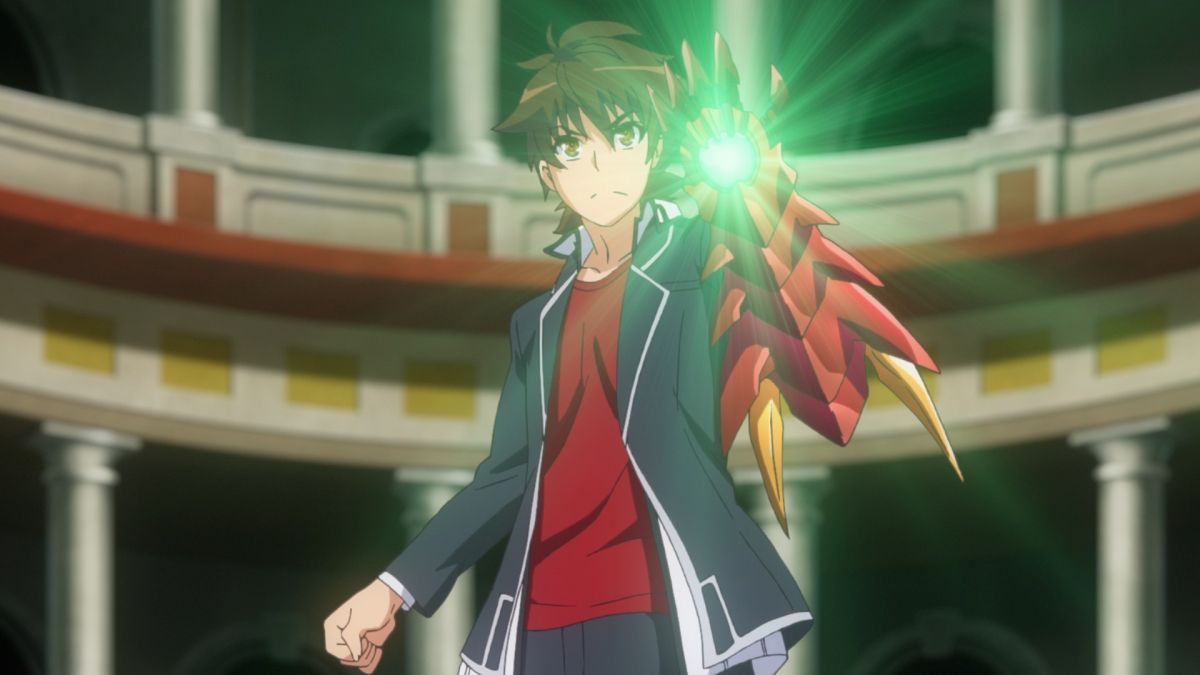 High School DxD Hero Season 4 Screenshot