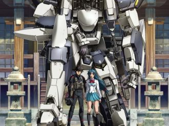 New Full Metal Panic! TV Series Reveals Visual and Trailer, to Air Spring 2018