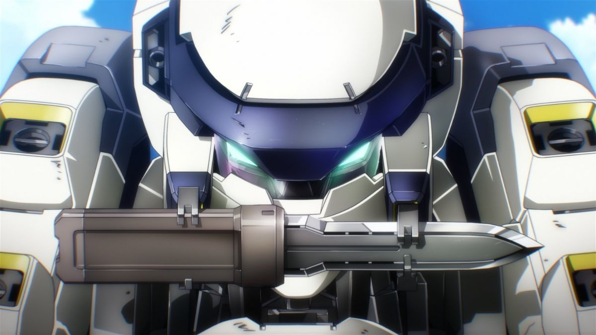 Full Metal Panic! Invisible Victory Trailer Screenshot