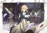 Violet Evergarden Key Visual | Anime