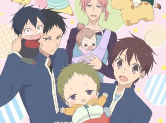Anime Gakuen Babysitters Key Visual & Teaser PV Released! Voices Of Atsumi Tanezaki, Daisuke Ono, And Many More.