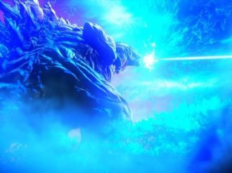 Godzilla: Kaijuu Wakusei; Godzilla To Cut Through Earth With 'Nessen' Attack