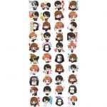Adorable Chibi Harry Potter Stickers Released for LINE-