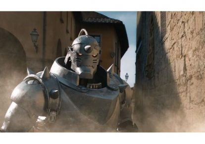 Al from the live action movie of Fullmetal Alchemist