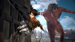Attack on Titan 2 | Screenshot from the Game