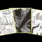 Anime Movie Fate/stay night 'Heaven's Feel' I.presage flower Illustrated cards