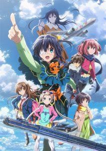 Anime Movie Love Chunibyo And Other Delusions Take On Me Poster Visual