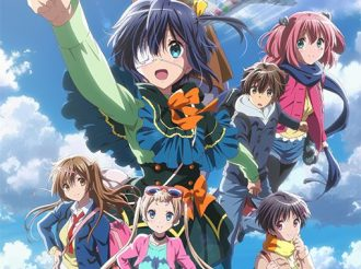 Love, Chunibyo & Other Delusions -Take On Me- Movie Releases New Visual and Trailer
