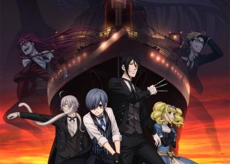 Black Butler: Book of the Atlantic Anime Movie Visual