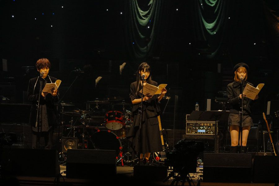 Photo from the AoT Cast x Live Orchestra at event Attack on Titan Reading&Live Event Orchestra 'Attack on Taikan2'  
