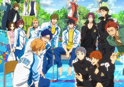 Free! Anime Visual