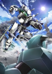 Full Metal Panic! Invisible Victory Second Key Visual - Mecha Edition | Anime