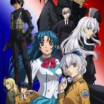 Full Metal Panic! Invisible Victory Second Key Visual - Character Edition | Anime