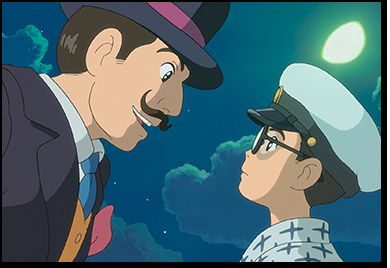 The Wind Rises Anime Movie Still