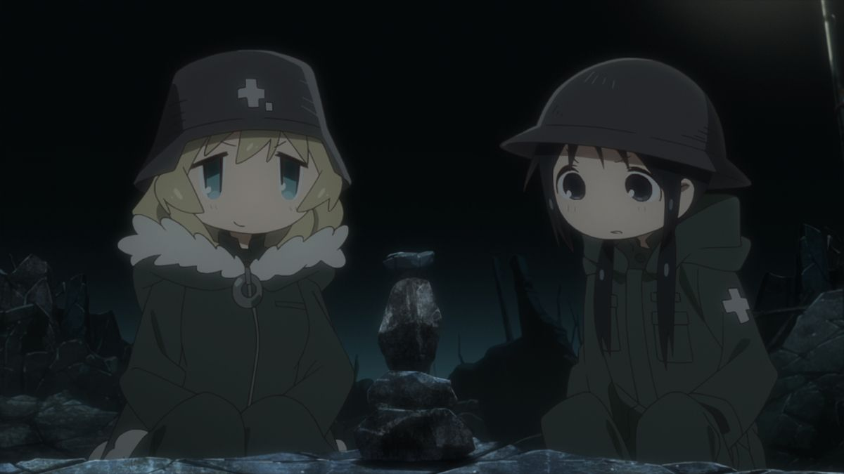 Girls' Last Tour Episode 5 Official Anime Screenshot