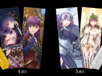 Fate/stay Night 'Heaven's Feel' I.presage flower Breaks 1 Billion Yen Mark
