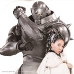 Al and Misia | Fullmetal Alchemist Live Action Adaptation