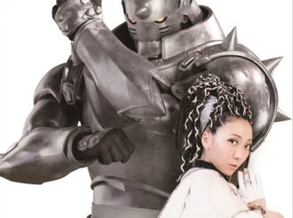 Fullmetal Alchemist Live Action Releases New Visual With Al And Misia