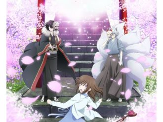 Popular Light Novel Kakuriyo no Yadomeshi to Get Anime Adaptation In 2018