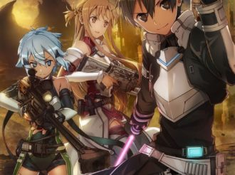 New Game Trailer for Sword Art Online: Fatal Bullet