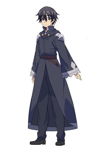 Satou   Main Character of Winter 2018 anime Death March to the Parallel World Rhapsody