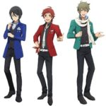 DRAMATIC STARS Illustration | Idolmasters SideM | Anime
