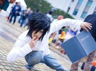 Ike Haro 2017: Compilation of Handsome Male Cosplays – First Day