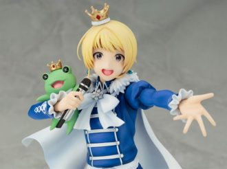 Idolmaster Side M's Pierre Figure Will Blind You With His Smile
