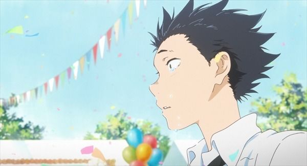 anime movie A Silent Voice