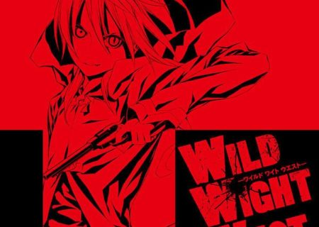 WILD WIGHT WEST Manga Cover Vol.1