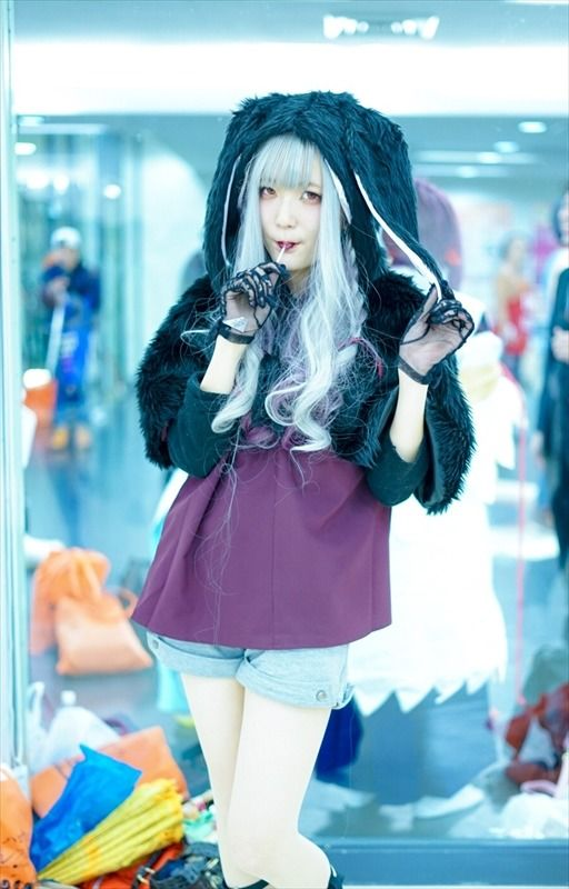 Ike Haro 2017: Compilation of Beautiful Female Cosplays   80 with her original bunny costume