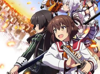 Sword-Ladies from Toji no Miko Reveal Anime Air Date