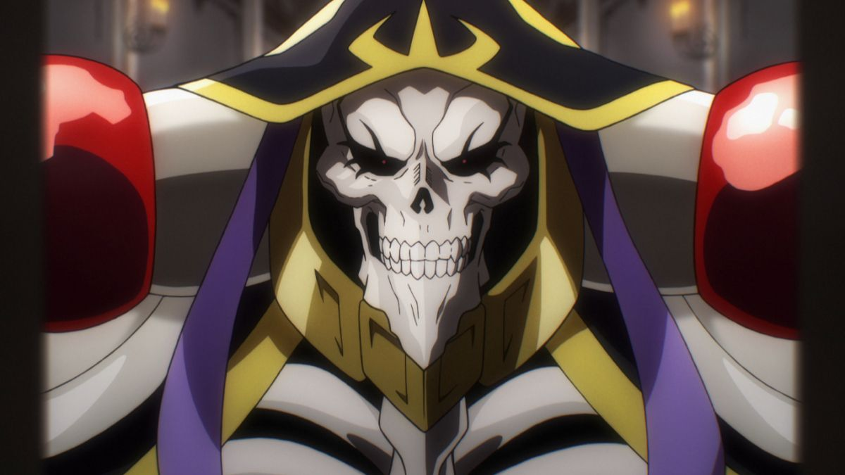 Overlord 2   Official Anime Screenshot