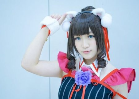 Ike Haro 2017: Compilation of Beautiful Female Cosplay | Shio as Miku Maekawa from Idolmaster Cinderella Girls