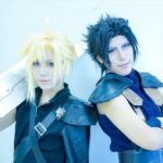 Ike Haro 2017: Compilation of Beautiful Male Cosplay | Zack and Cloud from Final Fantasy | Ike Haro 2017: Compilation of Beautiful Male Cosplay