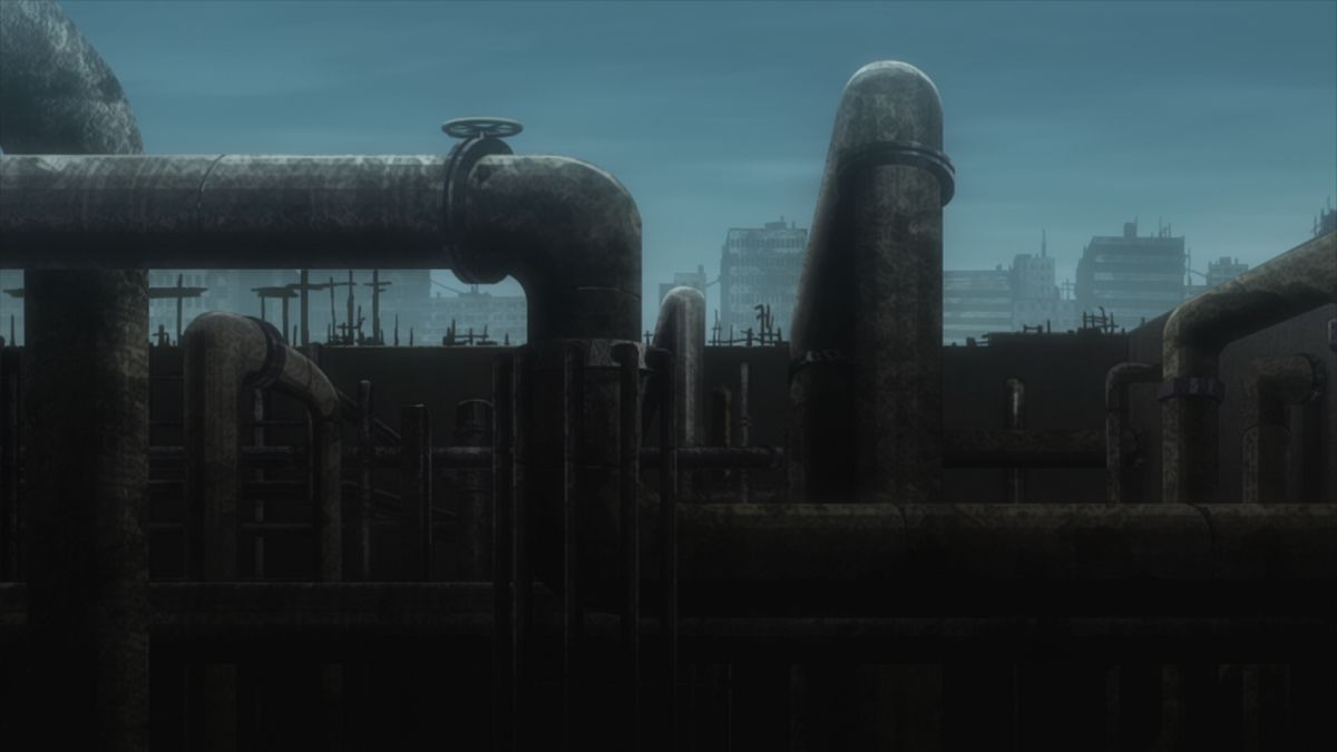 Girls' Last Tour Episode 7 Official Anime Screenshot