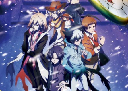 Anime Movie Version SERVAMP -Alice in the Garden- Key Visual.