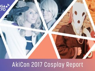 Cosplayers in Austria! AkiCon 2017 Cosplay Photo Report
