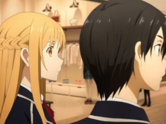 Aniplex USA Releases Sword Art Online -Ordinal Scale- BD and DVD Preview